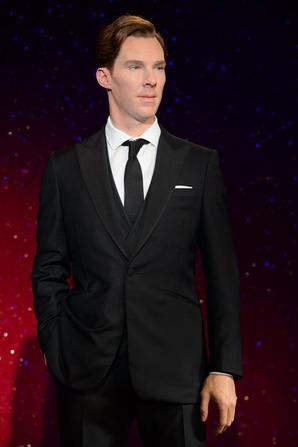 Benedict : la figurine de cire enfin prête