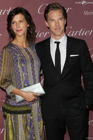 Benedict va être papa !
