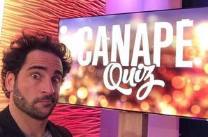 Enregistrement de Canapé Quiz