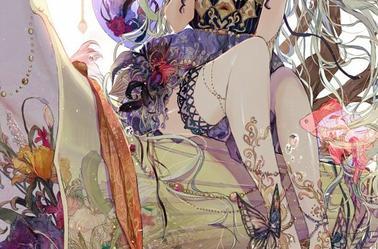 Hatsune Miku Three