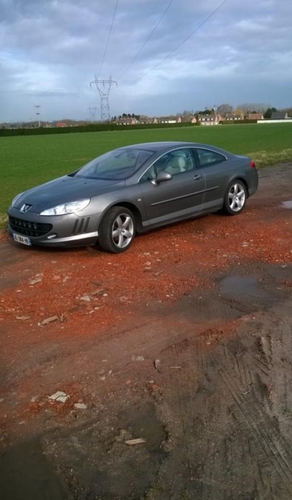 alors elle est pas belle ma voiture???