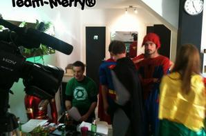 Photos de tournages de la saison 02 !