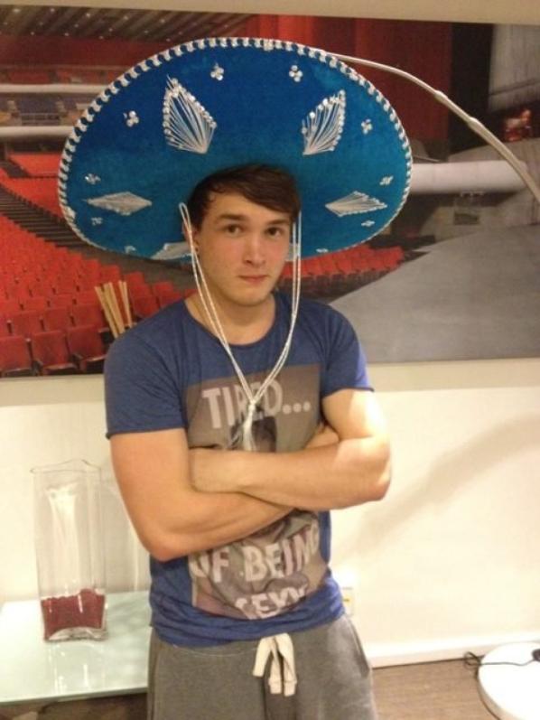 Happy Birthday Josh ♥!