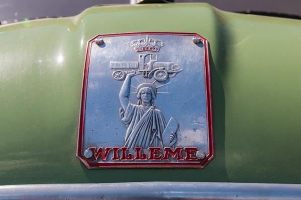 """Willème """"Boule"""" carrossé par Cottard."""