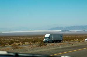 Sur les routes américaines.