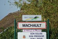Machault (77) par Manu