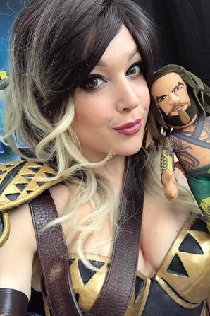 Cosplay d'Aquaman