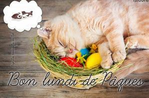 Bon Lundi de Pâques :)