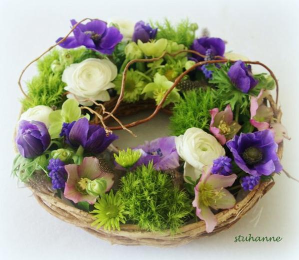 une envie de printemps art floral bouquets et compositions florales de. Black Bedroom Furniture Sets. Home Design Ideas