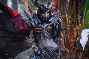 Cosplay de Deathwing (World of Warcraft)