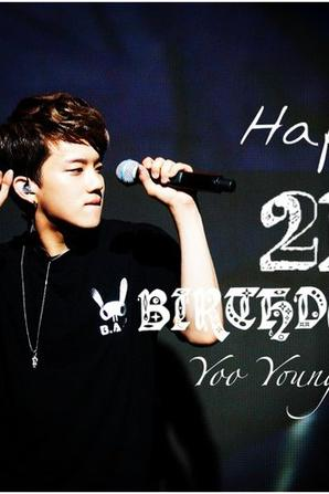 Happy Birthday Youngjaye Oppa!!!!!<3<3^^