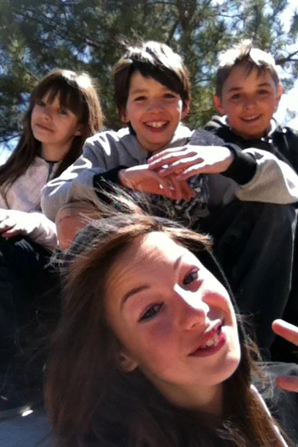 mes anges..