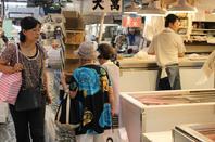 Le Marché aux poissons de Tsukiji (6)