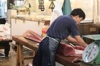 Le Marché aux poissons de Tsukiji (9)