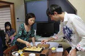 Cuisine japonaise / Cuisine française ! (6)