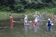 Kayak à Tamagawa (3)