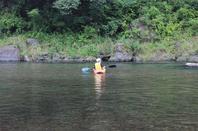 Kayak à Tamagawa (6)