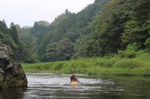Kayak à Tamagawa (8)