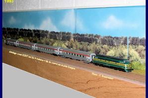 Mon parcours ferroviaire  1993 a