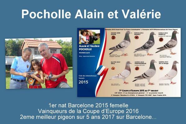 Bon n°1 Pocholle Alain et Valérie
