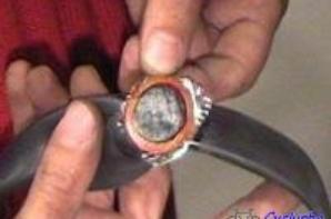 Réparer une crevaison (suite)