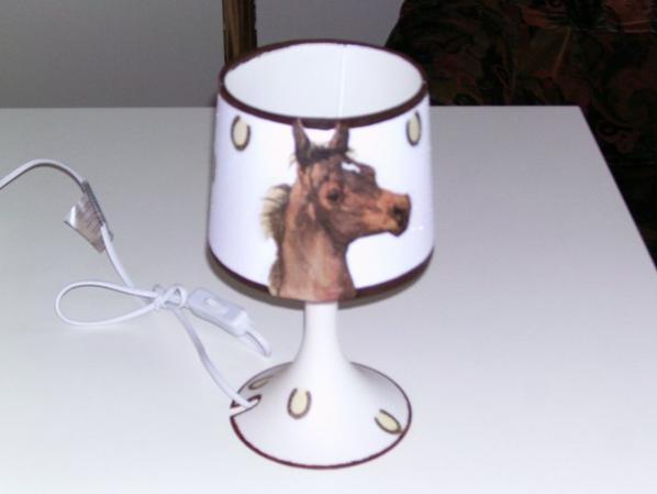 Blog de ameline62130 page 26 l 39 univers cr atif d for Lampe de chevet cheval