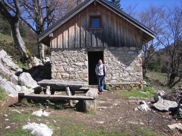 La cabane de Nave