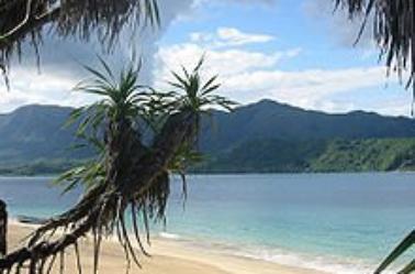 paysage des îles Comores