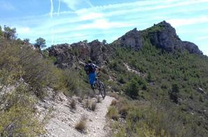 Punta d'Aliga en Espagne !