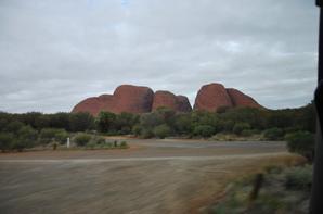 Ayers Rocks