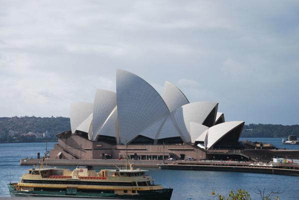 Sydney Day 9