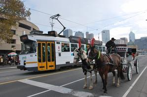 Melbourne Day 1