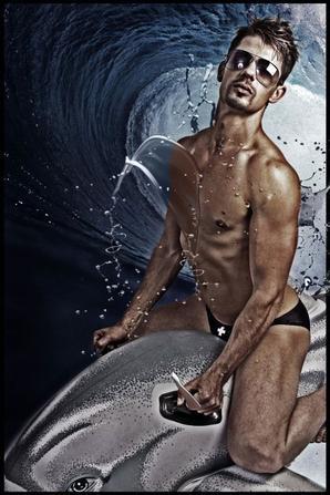 Mister Monde Gay : Francois Nel