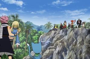 Fairy Tail épisode 205 Pauvre Lucy T^T