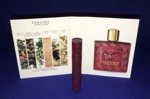 ✿ Versace Gianni  🌸 EROS FLAME 🌸échantillon ✿