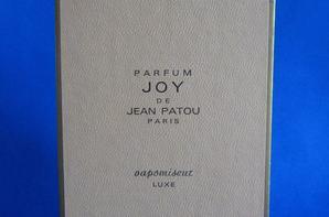 ✿  Patou Jean - JOY - vapo de sac ✿