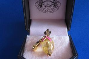 ✿ Juicy Couture - COUTURE COUTURE - pendentif ✿