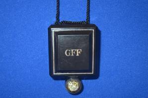 ✿ Ferré Gianfranco - GFF - pendentif + mini ✿