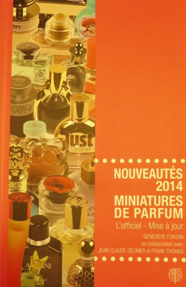 📚 Répertoire 📚 Les miniatures de parfum - nouveautés 2012 - 2013 - 2014 📚