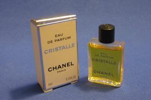 ✿ Chanel -  CRISTALLE - 3 différentes miniatures ✿