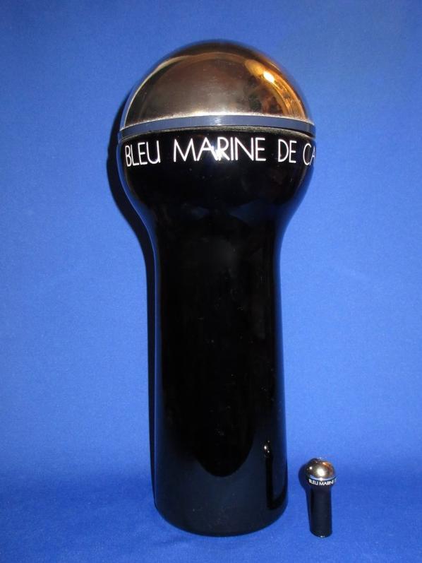 ✿ Cardin Pierre - BLEU MARINE - Factice géant et sa mini ✿