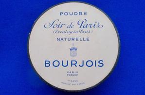 ✿ Bourjois - boîtes à poudre ✿