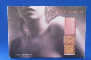 💌  Molinard 💌  carte parfumée 💌