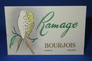 💌 Bourjois 💌 cartes parfumées 💌