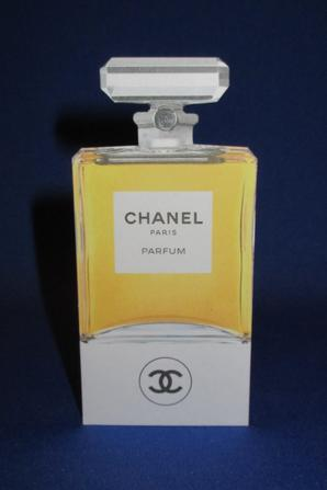💌 Chanel  💌 cartes parfumées 💌