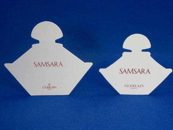 💌  Guerlain  💌  cartes parfumées  💌