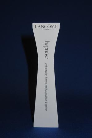 💌  Lancôme  💌  carte parfumée   💌