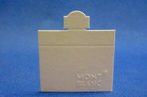 💌  Montblanc  💌  cartes parfumées 💌