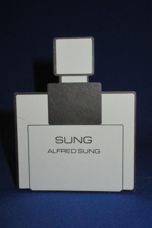 💌  Sung Alfred  💌  cartes parfumées  💌