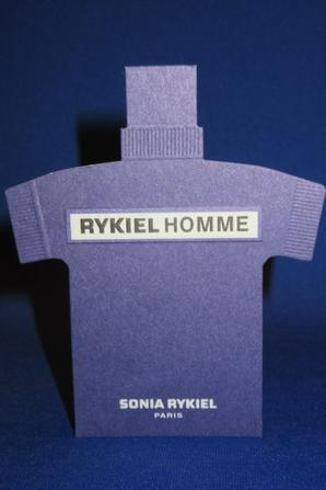 💌  Rykiel  Sonia  💌  cartes parfumées  💌